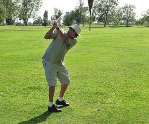 der richtige golfgriff